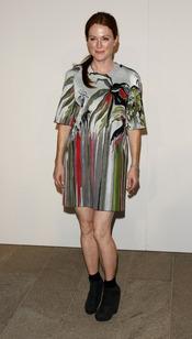 Julianne Moore en la gran Noche de la Moda neoyorquina