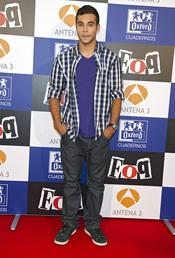 Nasser Hassan, actor de 'Física o Química'