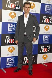 Marc Clotet en el estreno de la sexta temporada de 'FoQ'