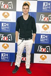 Adrián Rodríguez estrena sexta temporada de 'FoQ'