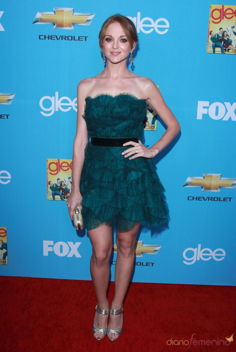 Jayma Mays, de 'Glee'