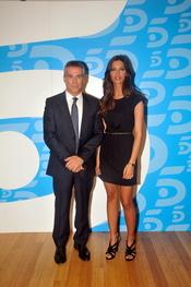 David Cantero y Sara Carbonero