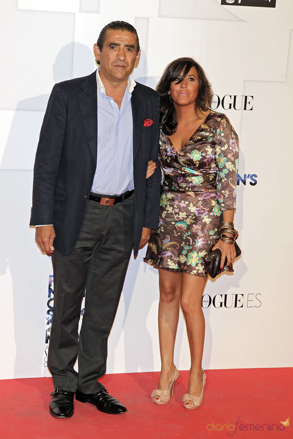 Jaime Martínez-Bordiú en la fiesta de Vogue