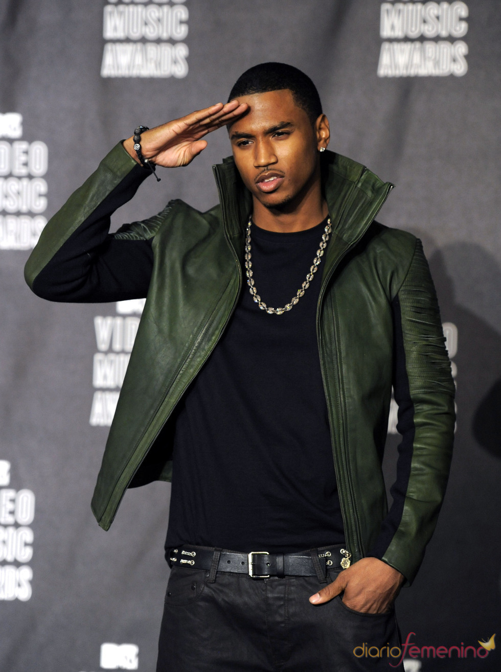 Trey Songz en los MTV Video Music Awards