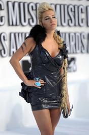 MTV Video Music Awards 2010 con Kesha