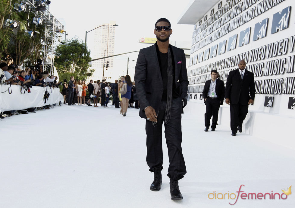 MTV Video Music Awards 2010 con Usher