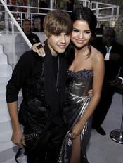 Selena Gomez y Justin Bieber en los MTV Video Music Awards 2010