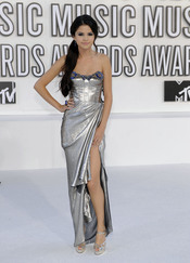 MTV Video Music Awards 2010 con Selena Gomez
