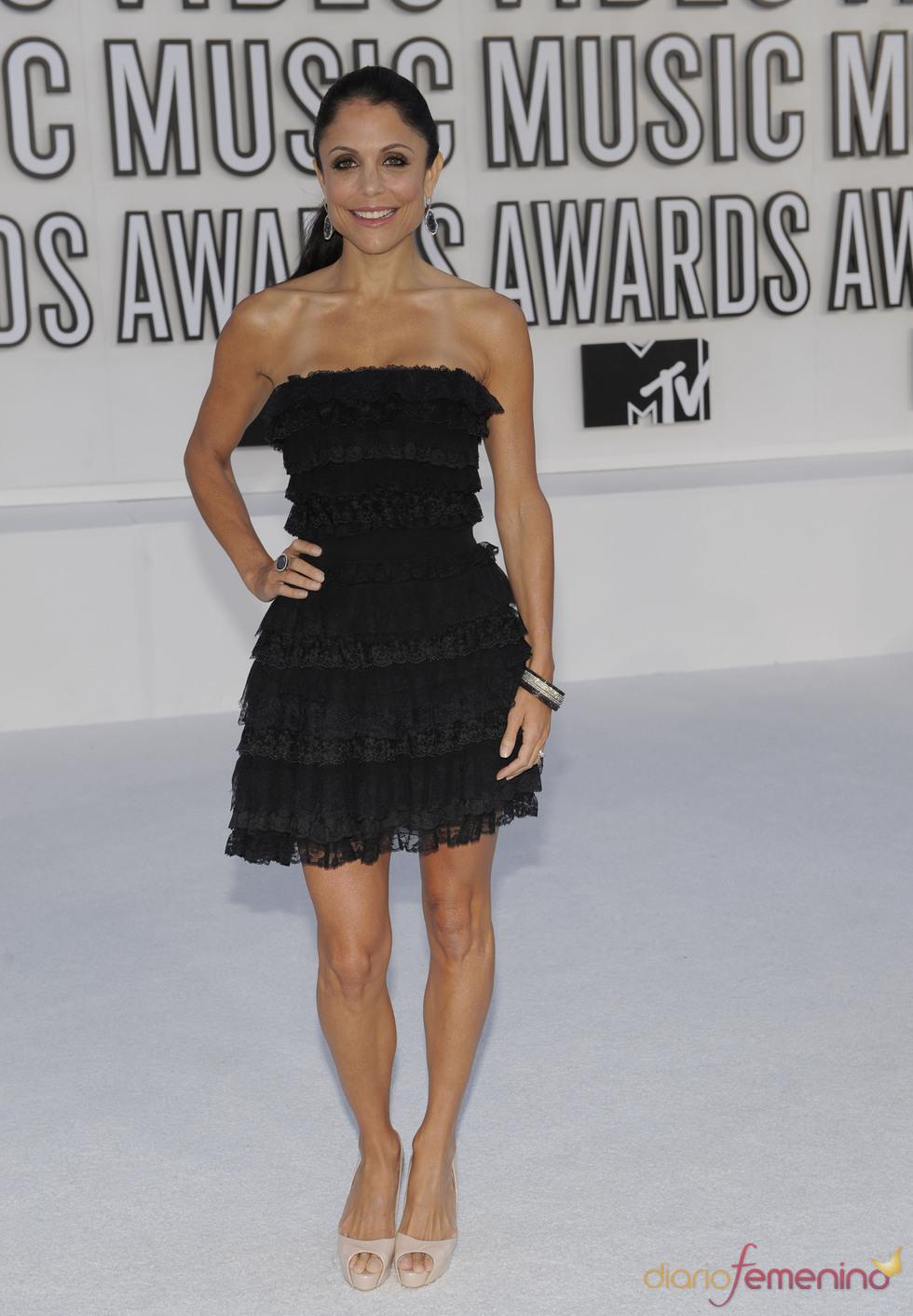 Bethany Franco en los MTV Video Music Awards 2010