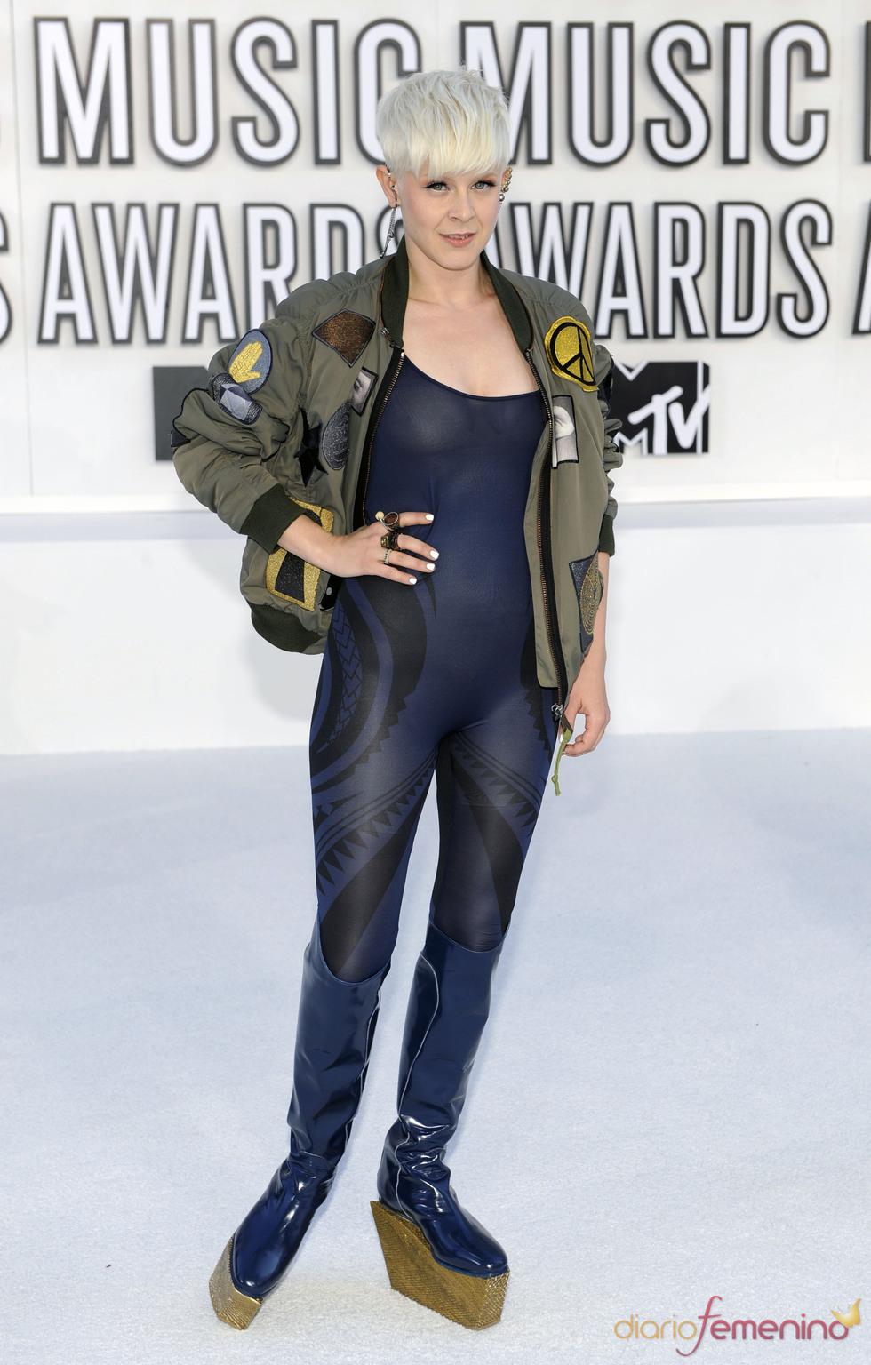 MTV Video Music Awards 2010 con Robyn