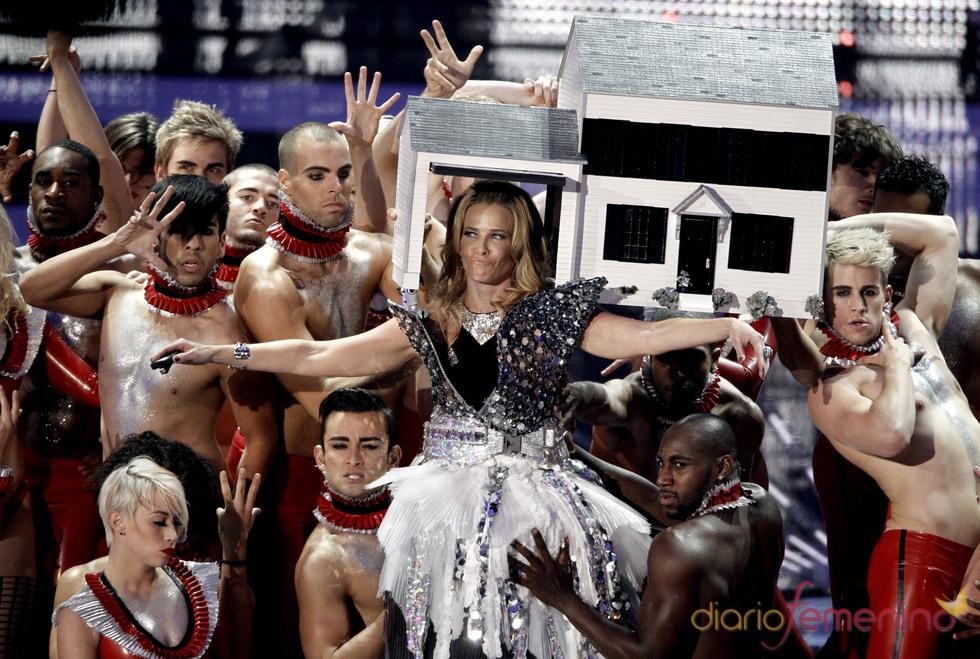 Chelsea Handler en los MTV Video Music Awards