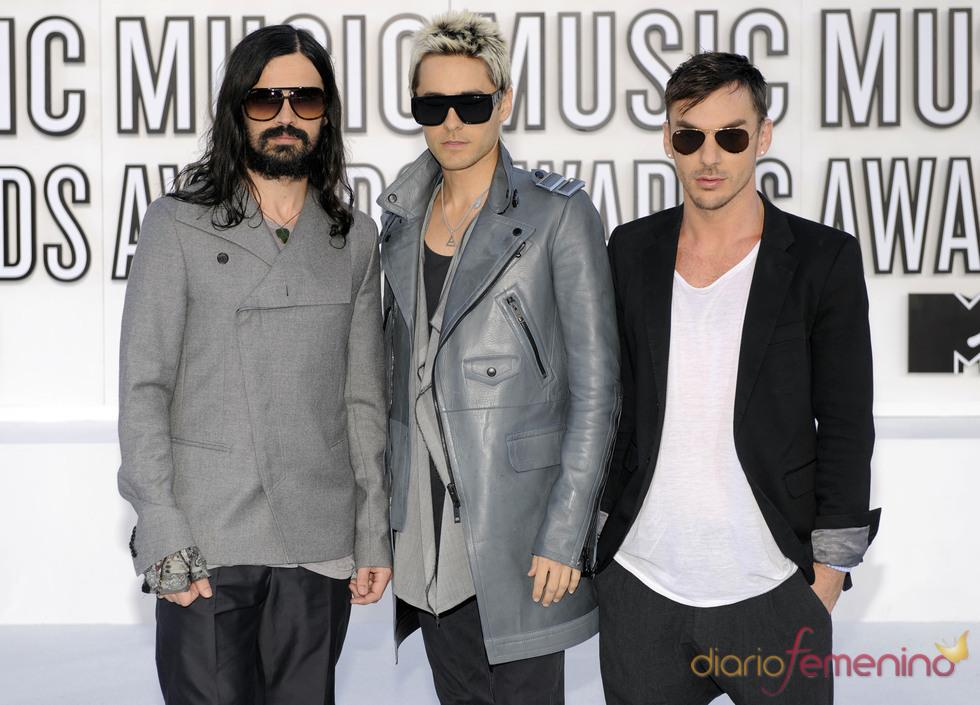 30 Seconds To Mars en los MTV Video Music Awards
