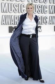 Jane Lynch en los MTV Video Music Awards