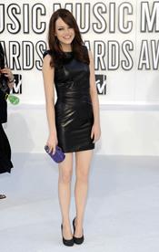 Emma Stone en los MTV Video Music Awards