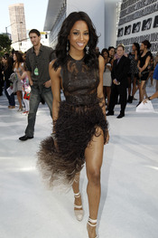 MTV Video Music Awards 2010 con Ciara