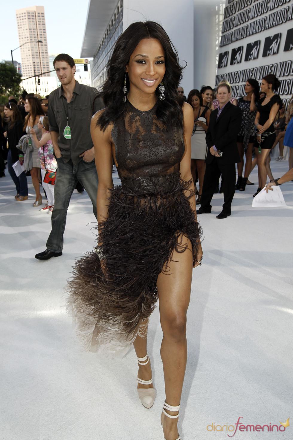 MTV Video Music Awards 2010 con Ciara