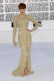 Florence Welch en los MTV Video Music Awards