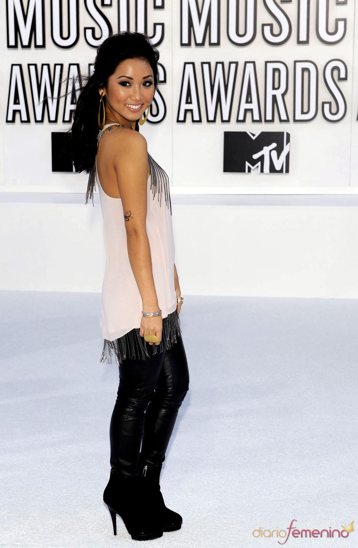 Brenda Song en los MTV Video Music Awards