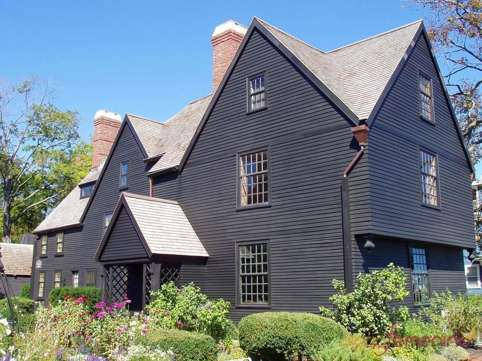 A Salem por Halloween