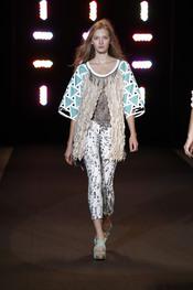 Custo en la New York Fashion Week