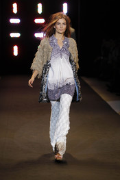 Desfile de Custo en la New York Fashion Week