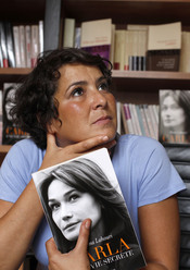 La biografía no autorizada de Carla Bruni