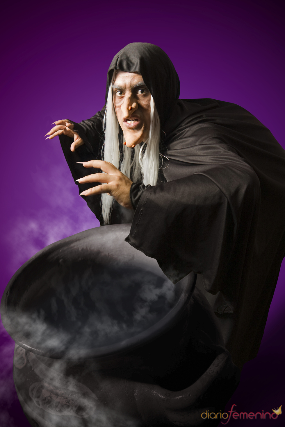 Halloween, la noche de las brujas y también los brujos