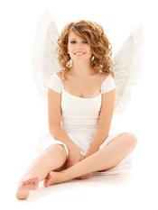 Los ángeles también se divierten en Halloween