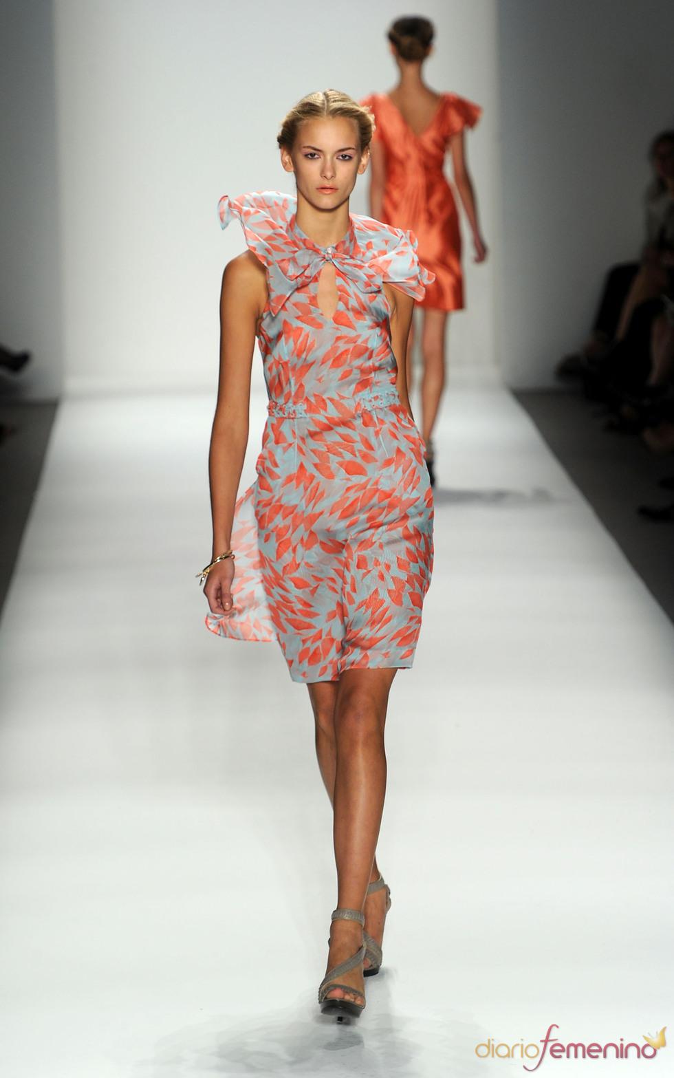 New York Fashion Week; Luca Luca
