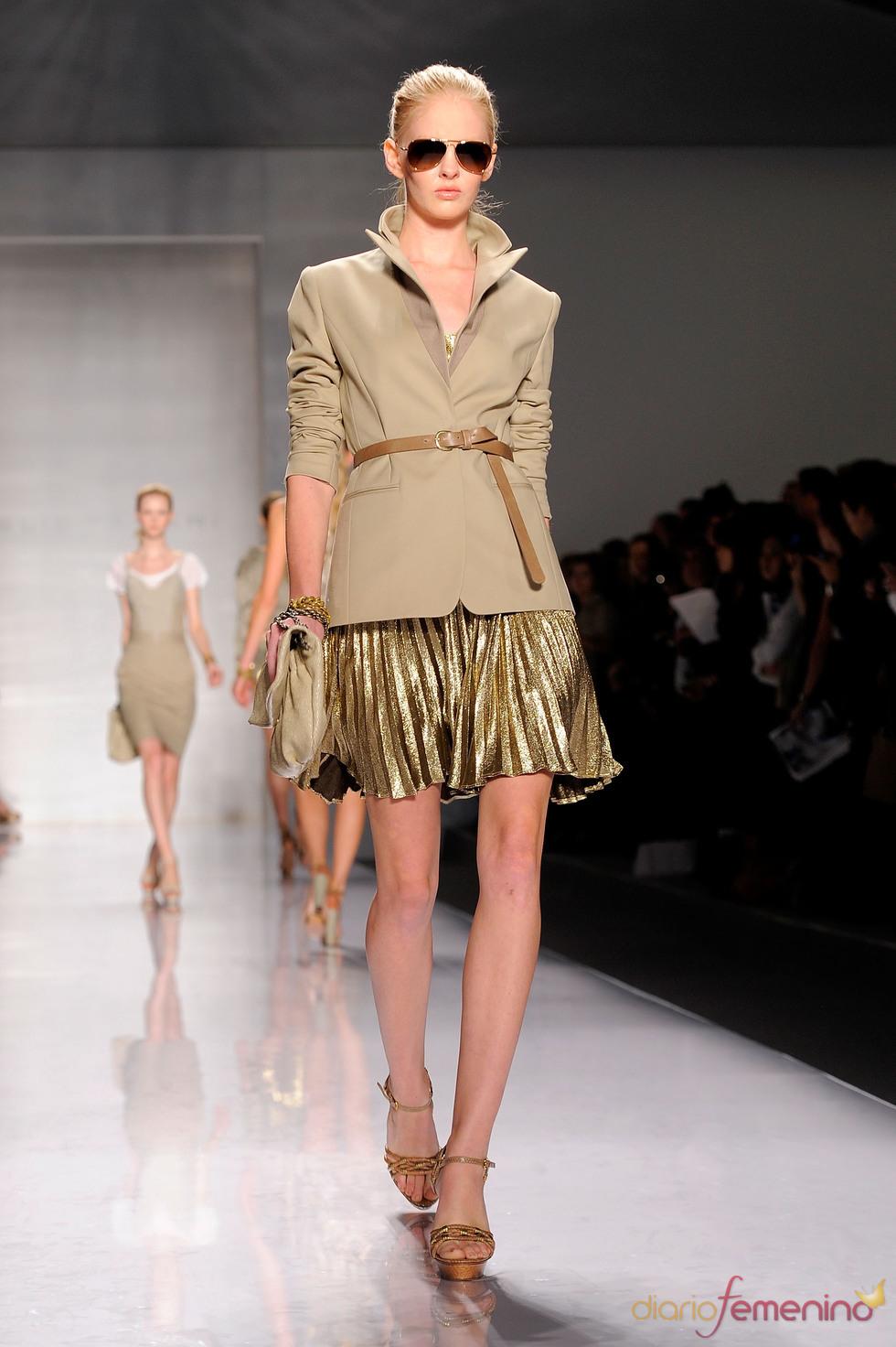 Elie Tahari en la Semana de la Moda de Nueva York