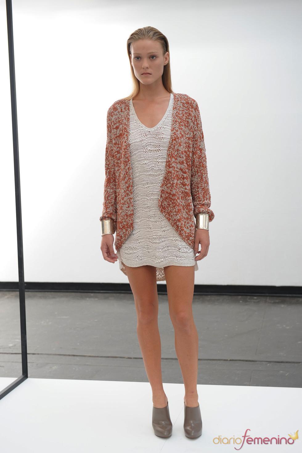 Semana de la Moda de Nueva York: Jason Wu for TSE