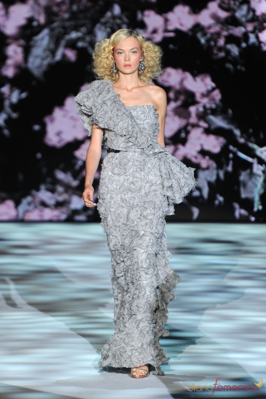 Badgley Mischka en la Semana de la Moda de Nueva York