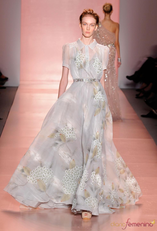 New York Fashion Week: Jenny Packham