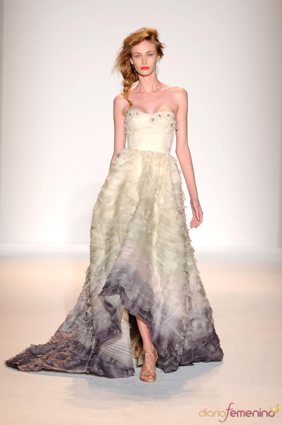 Lela Rose en la Semana de la Moda de Nueva York