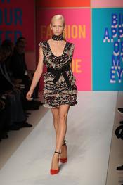 Semana de la Moda de Nueva York con Donna Karan