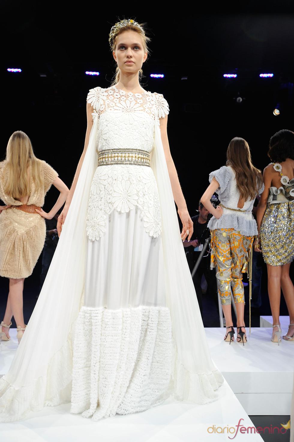 Semana de la Moda de Nueva York con Binetti