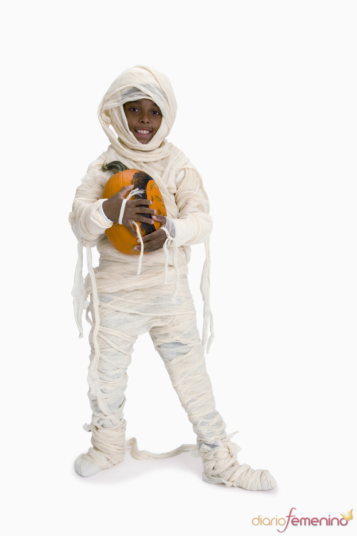 Las momias no pasarán frío en Halloween