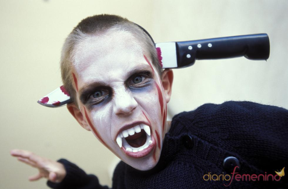 Los muertos vivientes pasean libremente en Halloween