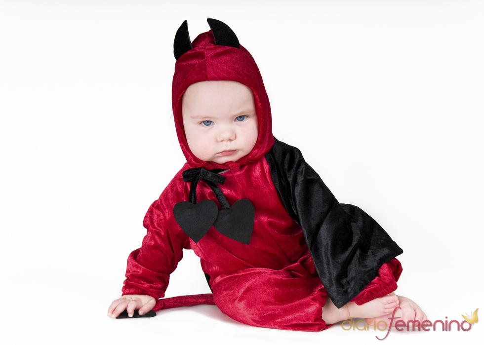 El diablo, el gran anfitrión en Halloween