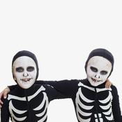Parejas de miedo en Halloween