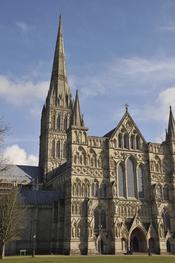 La catedral de Salisbury