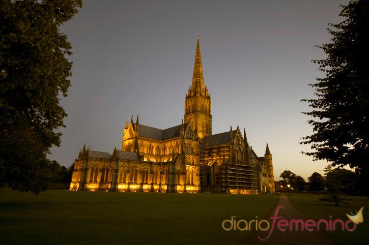 Catedral del siglo XIII de Salisbury