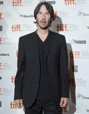 Keanu Reeves extremadamente delgado