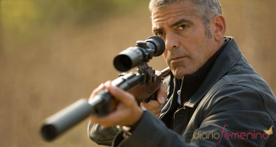 George Clooney en 'El americano'