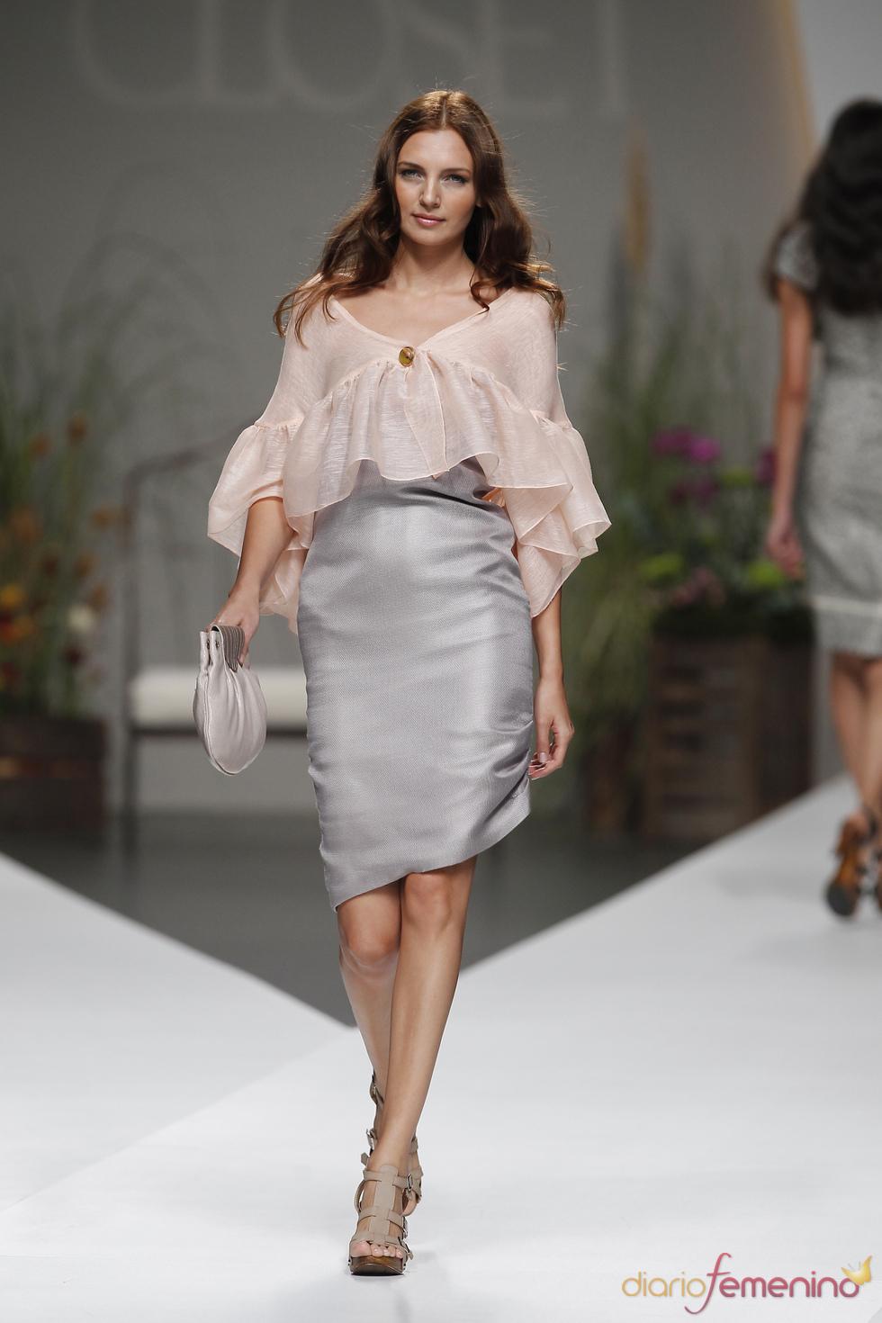 Vestido de fiesta de Beba's Closet para la primavera de 2011