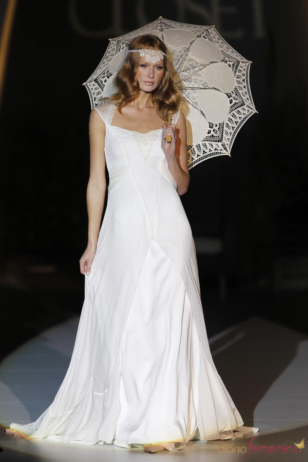 Vestido de novia de Beba's Closet