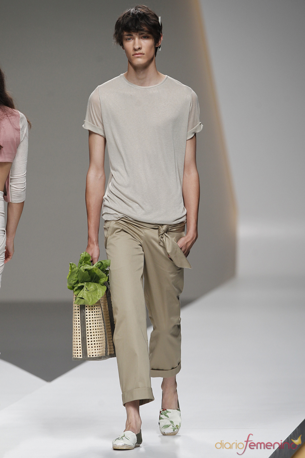 Bohento, muy natural, en la Fashion Week de Madrid