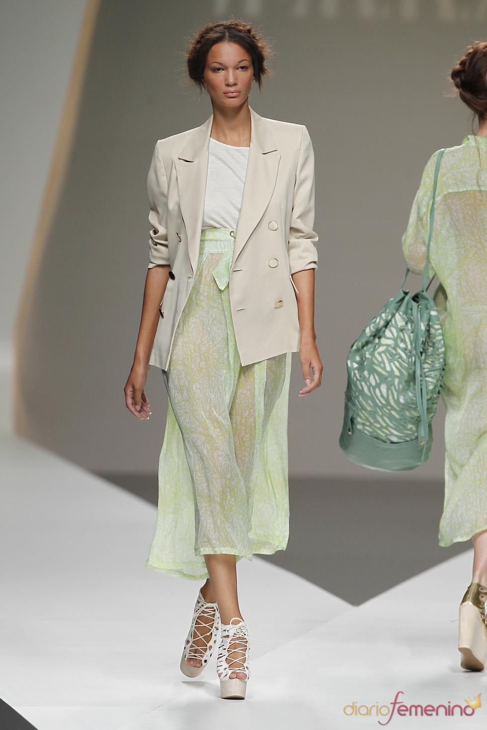 Propuesta de Cati Serra para la primavera-verano 2011