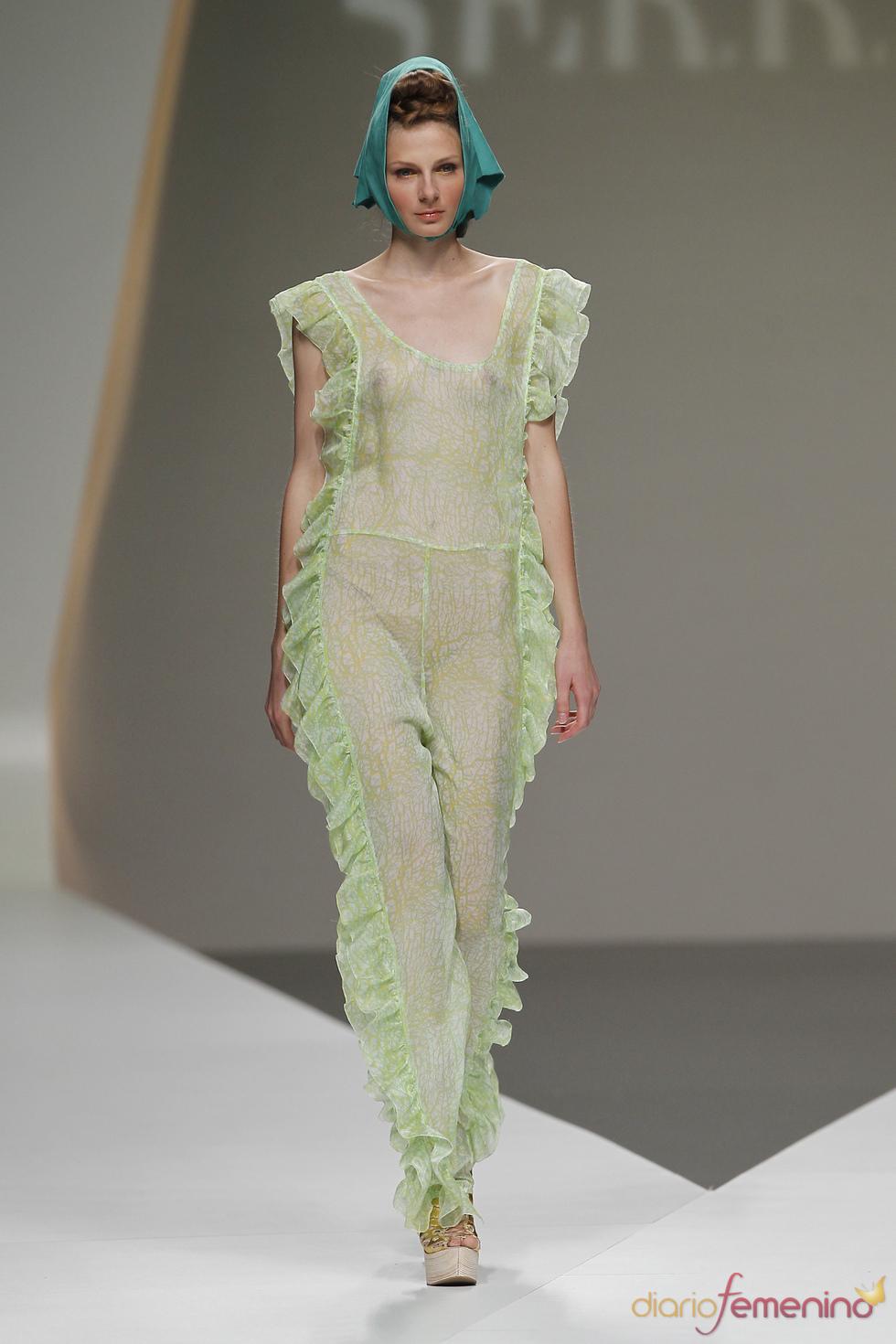 Cibeles Madrid Fashion Week con Cati Serra