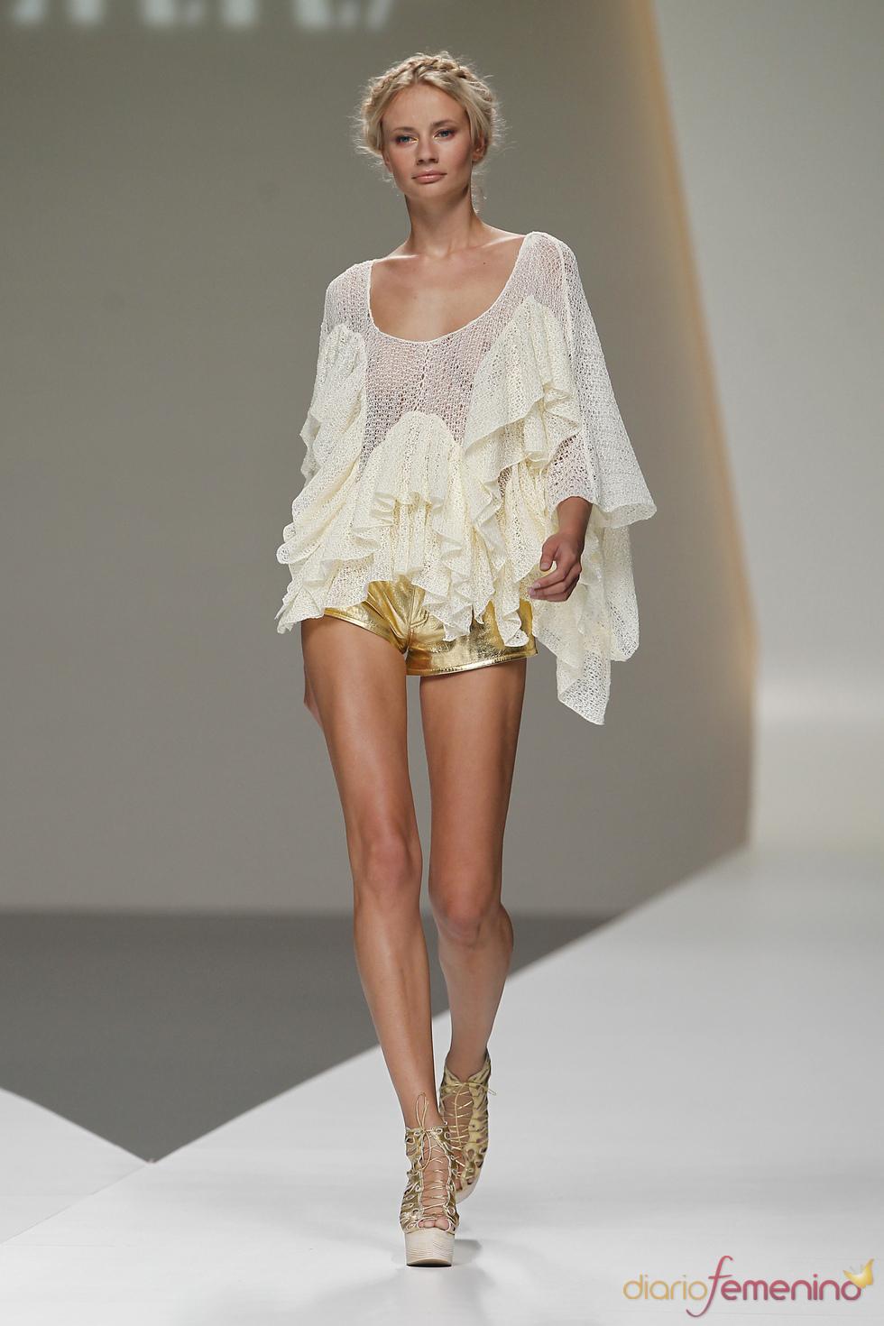 Cati Serra en Cibeles Madrid Fashion Week